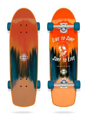 """Skateboard Long Island Life 29.75"""" Cruiser 2021"""
