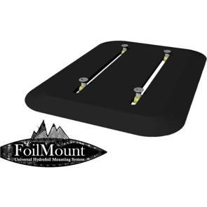 Universal Foil Mount Standard - Double Rail US Box - Adhésif 3 M 2017