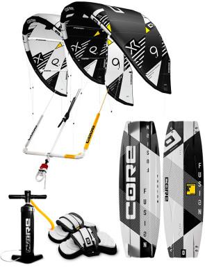 Pack Kite Core : XR6 + Fusion 4 + Sensor 3