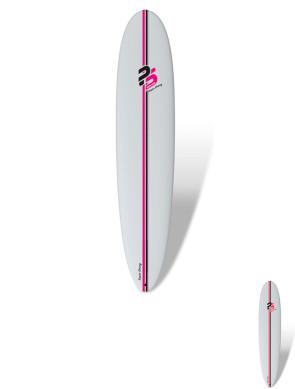 Surf Perfect Stuff PVC Longboard - Tape Rail