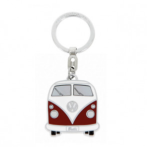 Porte Clefs VW T1 Bus - Red