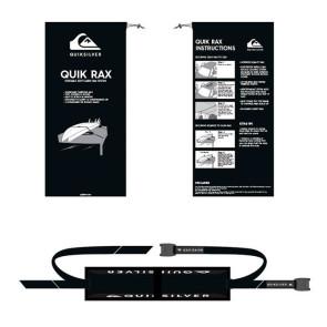 Quiksilver barre de toit Quik Rax