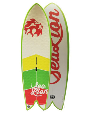 SUP convertible Sealion Wings 2021 - 80'S