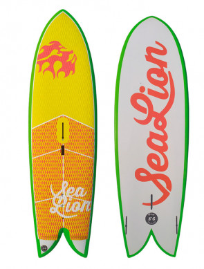 SUP convertible Sealion Wings 2021 - Rasta