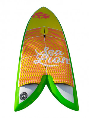 Sealion Wings 2021 - Rasta