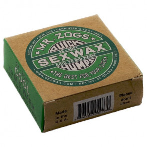 Sex Wax Quick Humps Eco Box