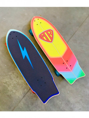 Skateboard Quiksilver MR Super 2021