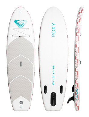 Pack Sup gonflable Roxy Molokai Yoga 10'6