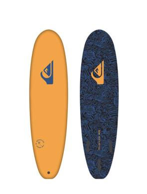 Surf en mousse Quiksilver Soft Break 7' 2021 - Orange