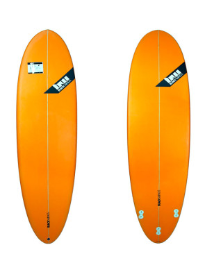 Planche de Surf Blackwings Color Tint Orange Egg Biscuit 6'