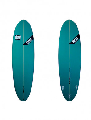 Planche de Surf Blackwings Color Tint Green Egg Cobra 6'6""