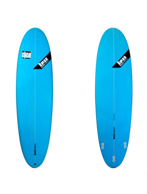 Planche de Surf Blackwings Color Tint Blue Egg Potato 6'10""