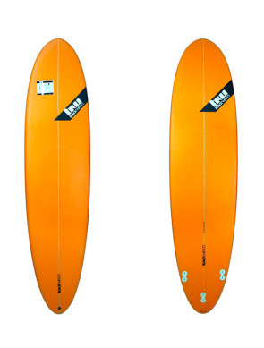 Planche de Surf Blackwings Color Tint Orange Egg Surf 7'6""
