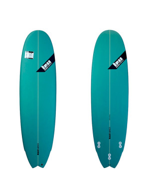 Planche de Surf Blackwings Color Tint Green Fish Perf 6Pack 6'9""