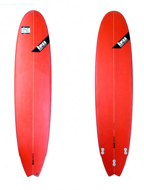 Planche de Surf Blackwings Color Tint Red Fish Perf 8Ball 8'2""