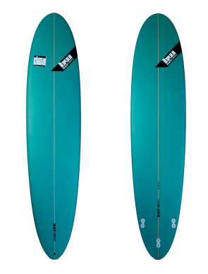 Planche de Surf Blackwings Color Tint Green Malibu Star 8'4""