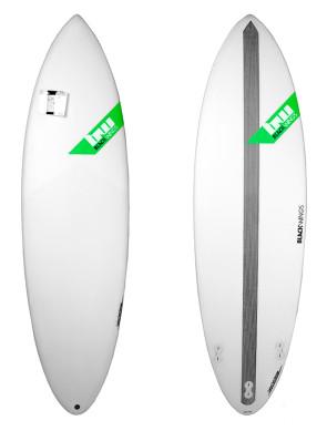 Surf Blackwings Shortboard Raven - Vert
