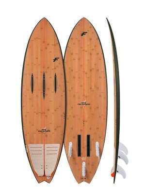 Planche de Kite F-One Mitu Pro Bamboo Foil 2022