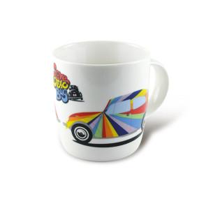 Tasse VW T1 Beetle Mug 370ML -  Stripes