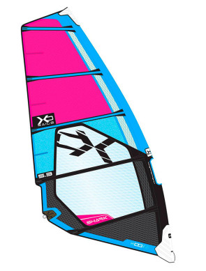 Voile de Windsurf XO Sails Shark 2020