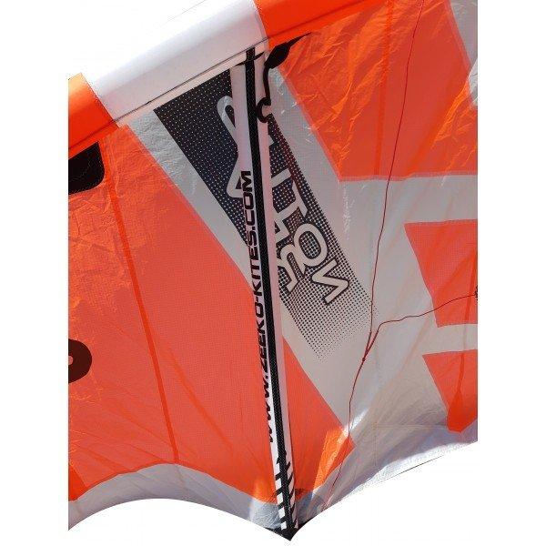 Aile de kite Notus Rev V11 de chez Zeeko