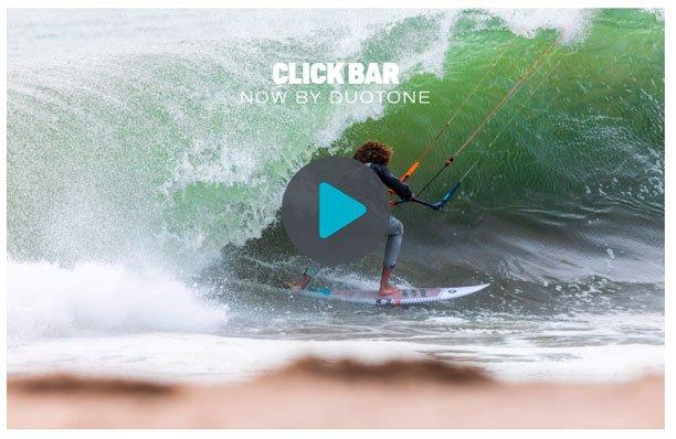 Vidéo de la barre Click Bar 2020 de chez Duotone