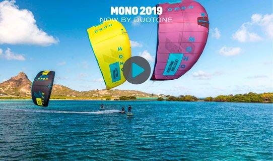 Vidéo de l'aile Mono 2019 de chez Duotone