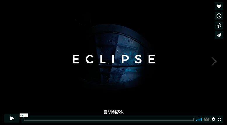 Vidéo harnais Eclipse de chez Manera 2019