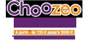 Choozeo - Réglez vos achats en 3 ou 4 X CB sans frais